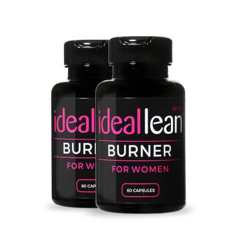 IdealLean Fat Burner 120 Capsules