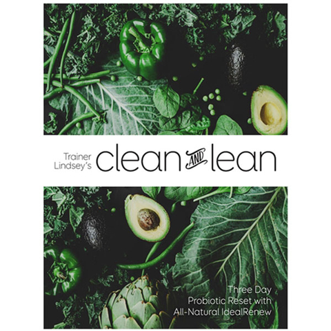 Trainer Lindsey's Clean and Lean (eBook)