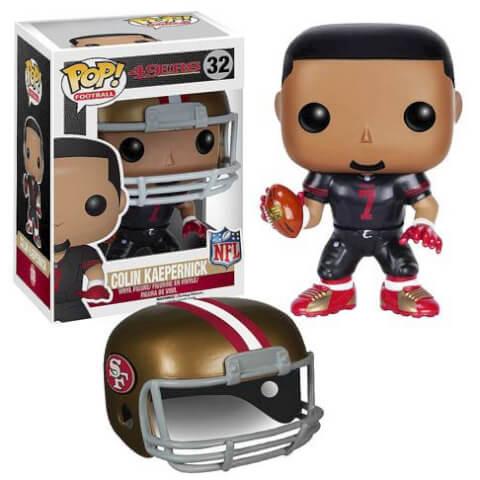 NFL Colin Kaepernick Wave 2 Funko Pop! Figuur