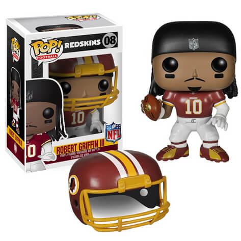 Figurine NFL Robert Griffin III 1ère Vague Funko Pop!