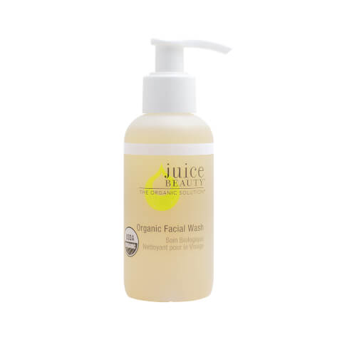 Juice Beauty USDA Organic Facial Wash