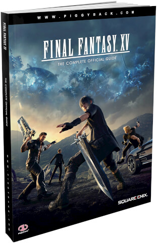 Final Fantasy XV The Strategy Guide