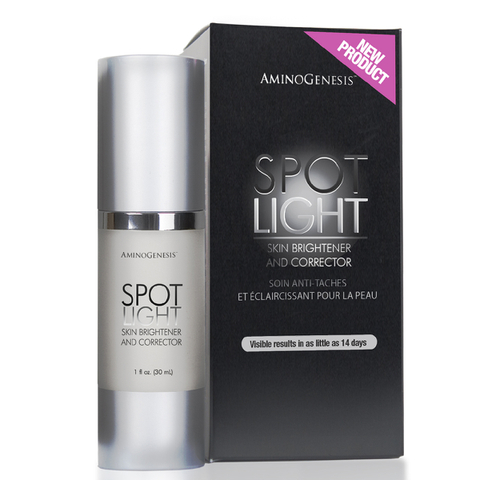 AminoGenesis Spot Light Skin Brightener and Corrector