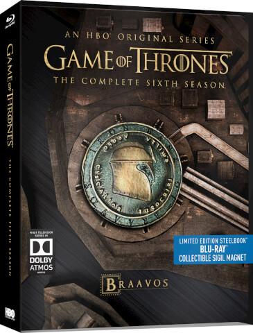 Game of Thrones Season 6 Steelbook