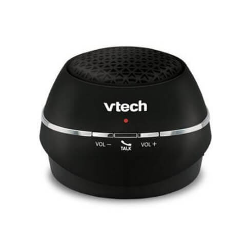 Vtech MA3222 Portable Wireless Bluetooth Speaker - Black