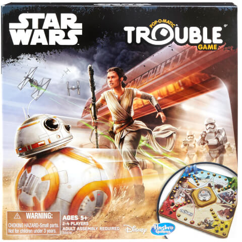 Star Wars Trouble Game