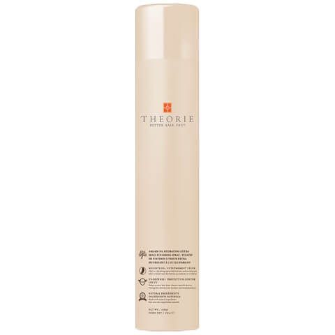 Theorie Argan Oil Ultimate Reform Hairspray - Extra Hold