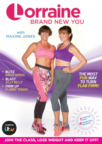 Lorraine Kelly: Brand New You