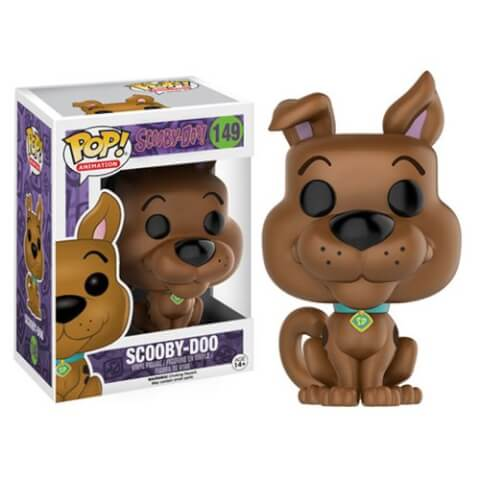 Scooby-Doo Scooby Pop! Vinyl Figure