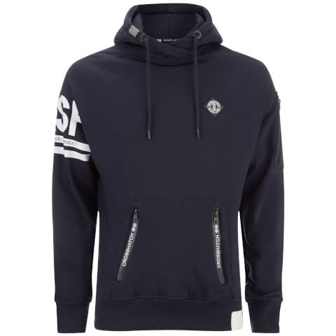 Crosshatch Men's Boost Hoody - Night Sky Navy