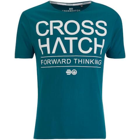 Crosshatch Men's Roshaun T-Shirt - Dragonfly