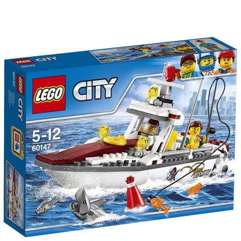 LEGO City: Le bateau de pêche (60147)