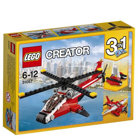 LEGO Creator: L'hélicoptère rouge (31057)