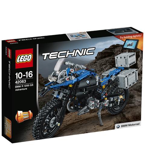 LEGO Technic: BMW R 1200 GS Adventure (42063)