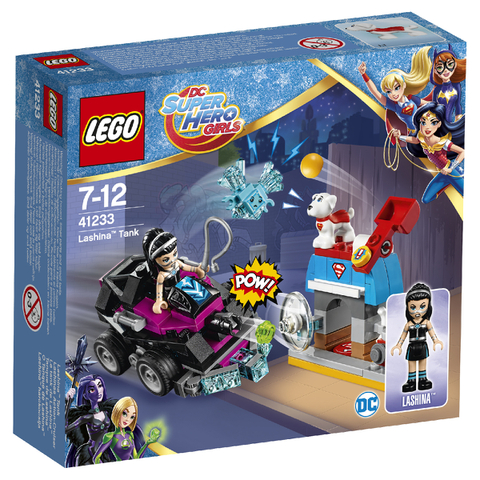 LEGO DC Super Hero Girls: Tanque de Lashina™ (41233)