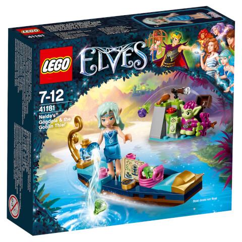 LEGO Elves: La gondole de Naida et le voleur gobelin (41181)