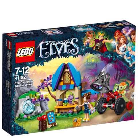 LEGO Elves: La capture de Sophie Jones (41182)