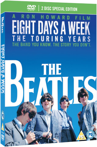 The Beatles: Eight Days A Week - The Touring Years - Special Edition