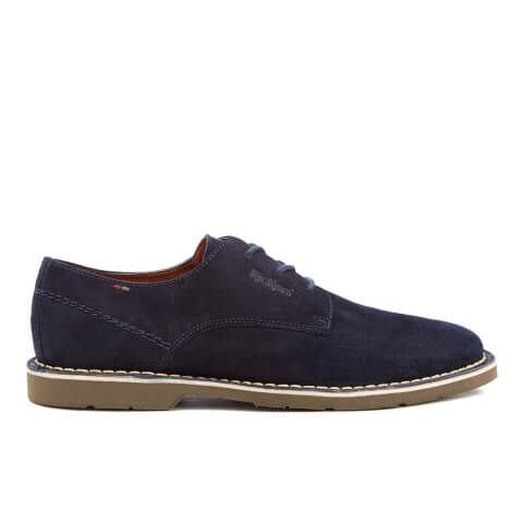 Kickers Men's Kanning Lace Up Shoes - Dark Blue