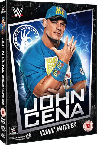 WWE: John Cena - Iconic Matches