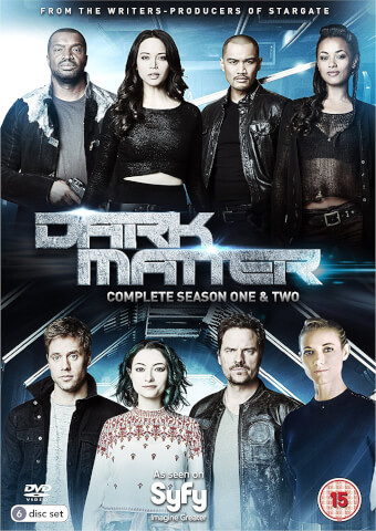 Dark Matter - Season 1 & 2 Boxed Set