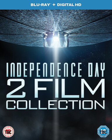 Independence Day 2-Film Collection (Includes UV Copy)