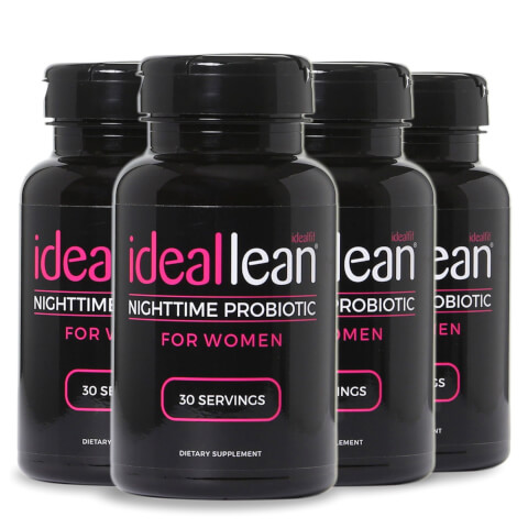 IdealLean Nighttime Probiotic 120 Servings