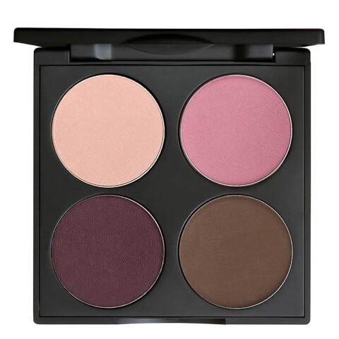 Gorgeous Cosmetics Smokey Eyes Palette - Romance
