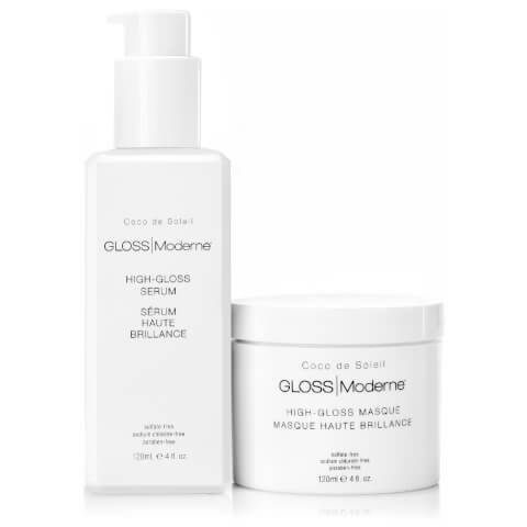 Gloss Moderne High-Gloss Serum Masque Duo