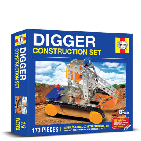 Digger Construction Set