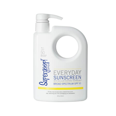 Supergoop! Everyday Sunscreen with Cellular Response Technology SPF50 18 fl oz