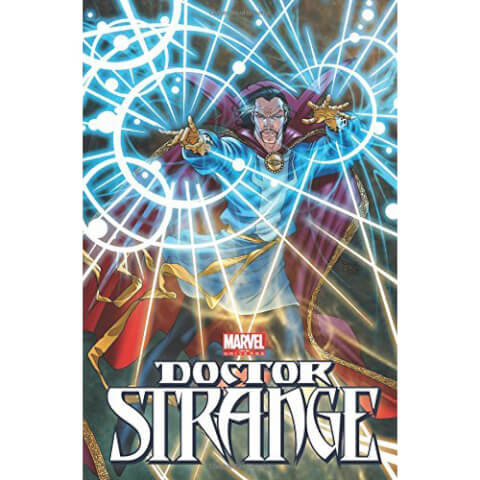 Marvel Universe Doctor Strange Graphic Novel