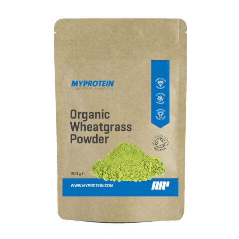 Hierba de Trigo Orgánica