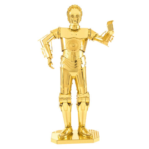 Star Wars C-3PO Metal Earth Construction Kit