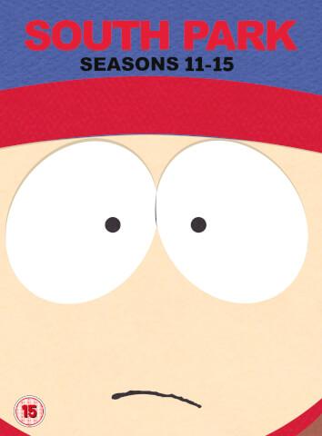 South Park: Series 11-15 Set