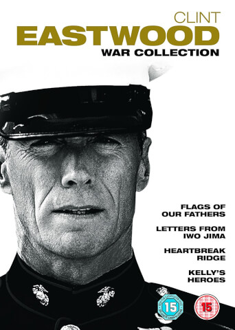 Clint Eastwood War - 4 Film Collection