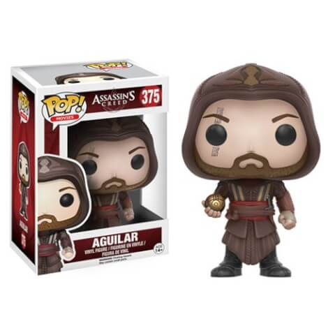 Figurine Funko Pop! Assassin's Creed Film Aguillar