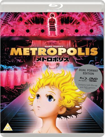 Osamu Tezuka's Metropolis - Dual Format (Includes DVD)