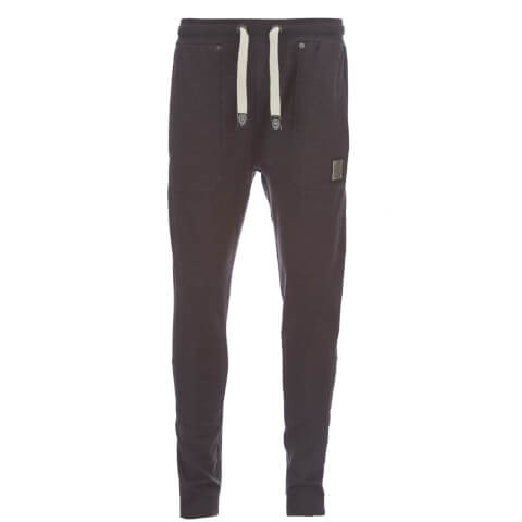 Smith & Jones Men's Tiverton Joggers - Charcoal Marl