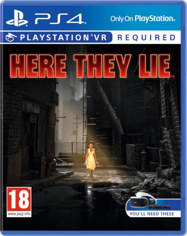 Here They Lie - PSVR