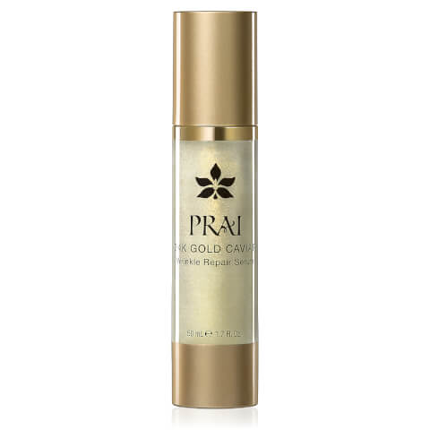 PRAI 24K GOLD CAVIAR Wrinkle Repair Serum 1.7 fl.oz