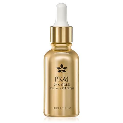 PRAI 24K GOLD Precious Oil Drops 1 fl.oz