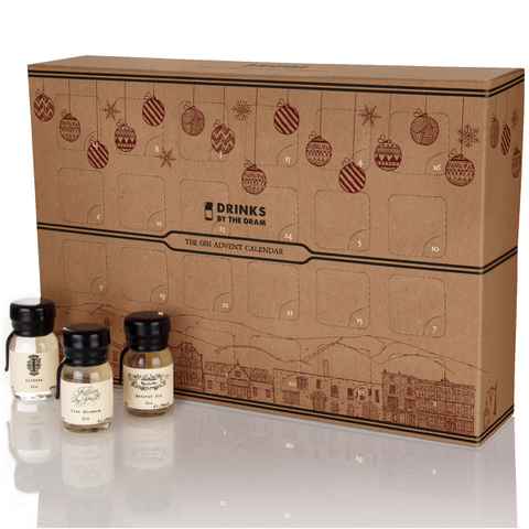 Drinks by the Dram The Gin Advent Calendar