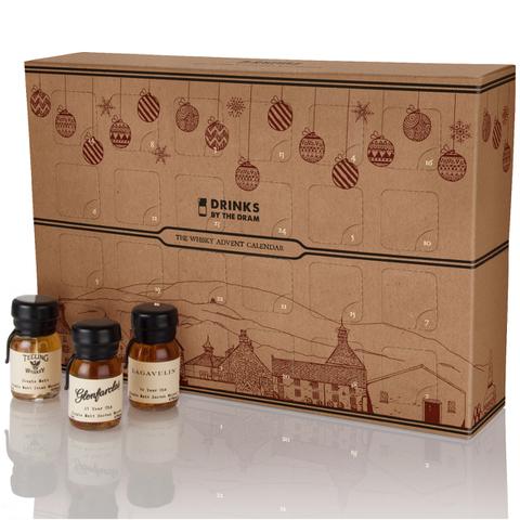 Le Calendrier de l'Avent du Whisky -Drinks by the Dram