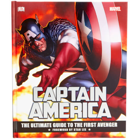 Captain America - The Ultimate Guide To The First Avenger