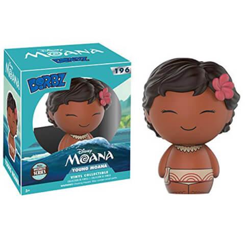 Figurine Dorbz Vaiana : La Légende du bout du monde Vaiana Enfant