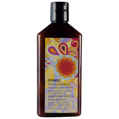 Amika Triple RX Repair Shampoo 300ml