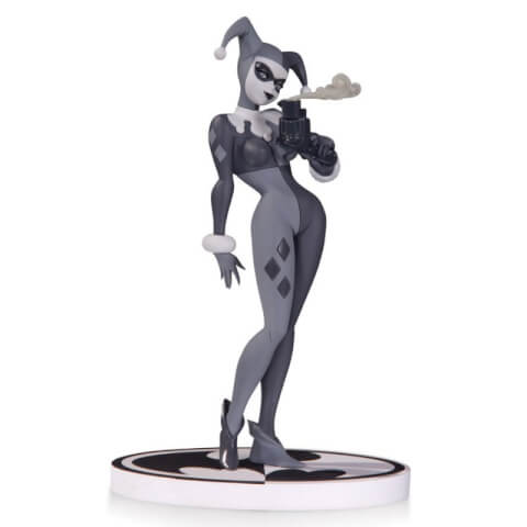 DC Collectibles Harley Quinn Black and White Statue