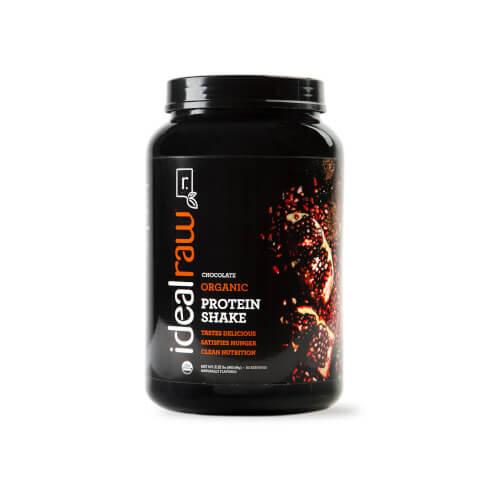Organic Plant Protein (Chocolate)
