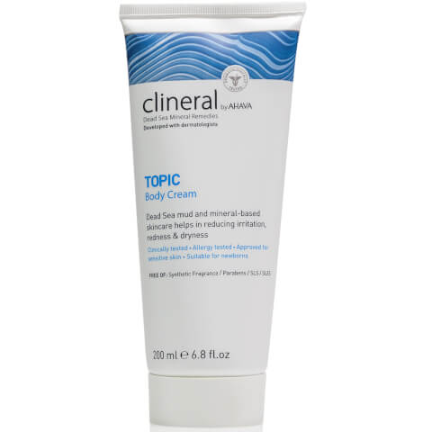 CLINERAL TOPIC Body Cream 200ml